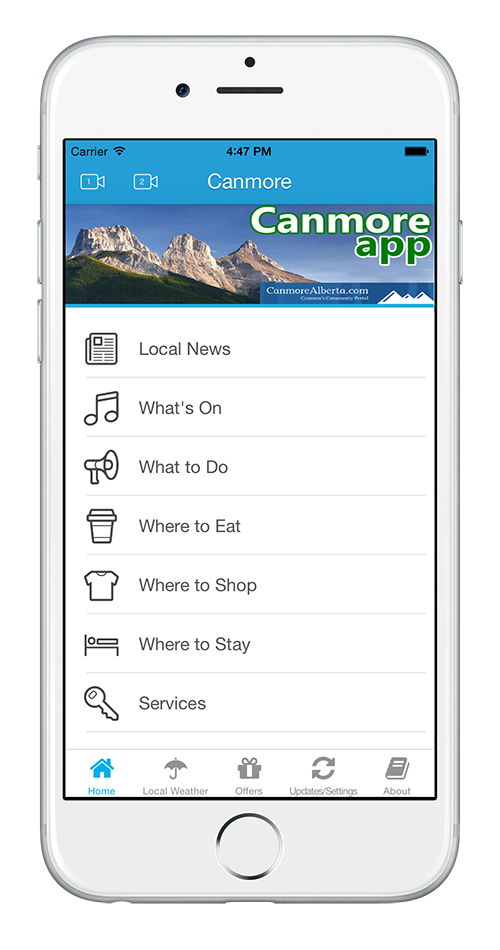 Explore things to do in Canmore Alberta