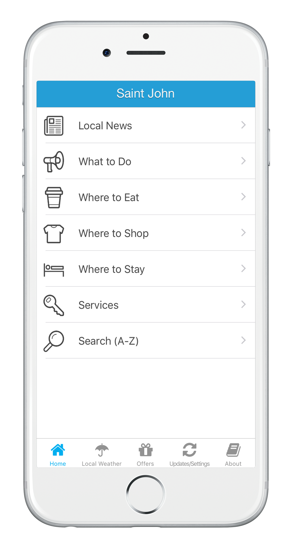 Canmore App, Discover things to do in Canmore Alberta