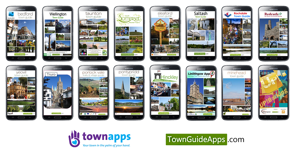 Joining forces – Townapps announce acquisition of Town Guide Apps UK