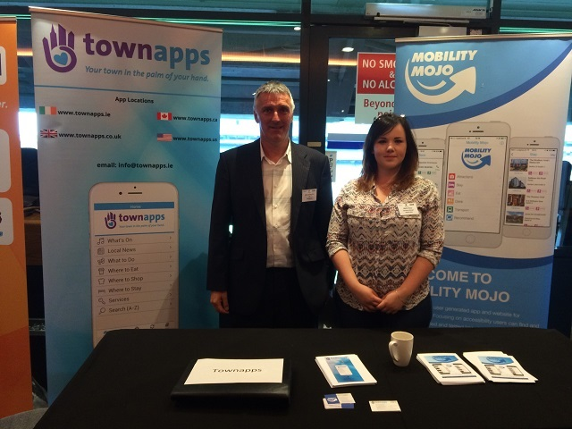 Townapps at IoT Summit -Dublin 2016