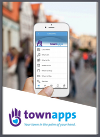 Townapps Canada Brochure - Your town in the palm of your hand