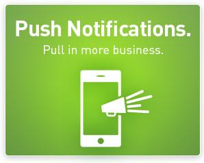 Push Notifications Usage