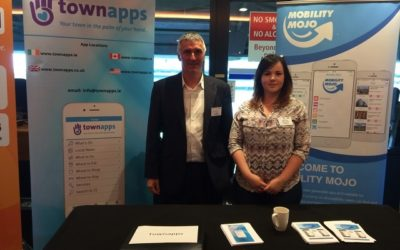 Townapps at IoT Summit -Dublin 2016